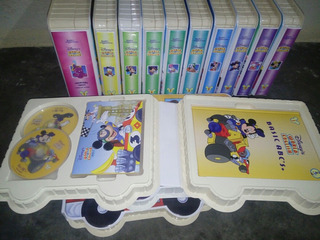Libros De Disney World Of English En Dvd