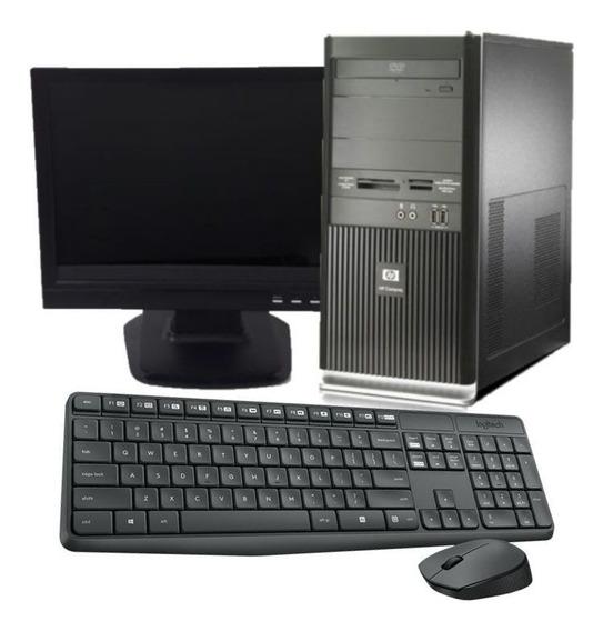 Kit Pc Hp Compaq Pentium Dual 2gb 15