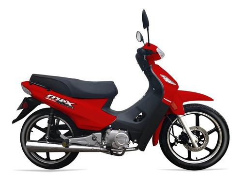 Yumbo Max Plus 110 - Moped