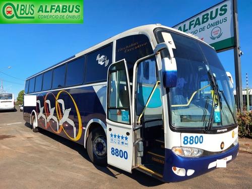 Ônibus Scânia/k310, Marcopolo Paradiso, 06/06, Wc, Ar,cabine