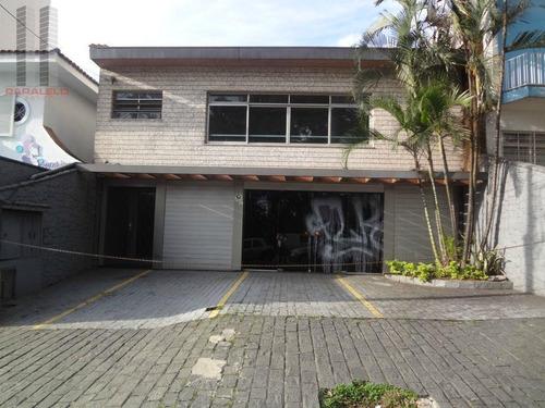 Imagem 1 de 30 de Casa Com 3 Dormitórios, 300 M² - Venda Por R$ 3.500.000,00 Ou Aluguel Por R$ 15.000,00/mês - Parque Da Mooca - São Paulo/sp - Ca0362