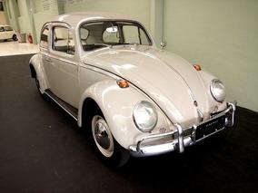 Volkswagen Fusca - Cinza - 1965