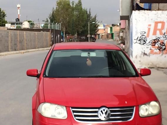 Volkswagen Jetta 2009, Color Rojo