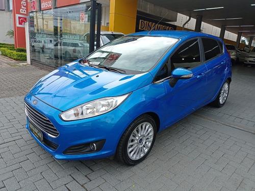New Fiesta Titanium Top De Linha! Apenas 40.000 Km! Ú. Dono!