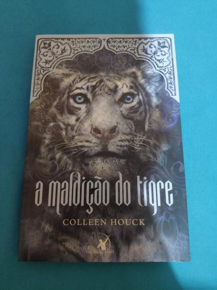 Livro A Maldição Do Tigre