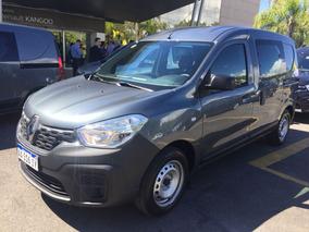 Renault Kangoo Confort 5 Asientos. Tomo Auto. Stock Real. Rv