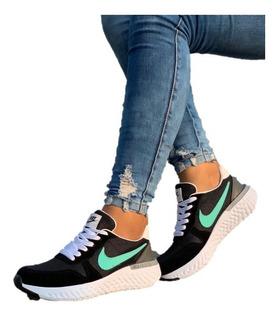 Calzado Dama Tenis Nike Lunaron 100% Garantizados Oferta