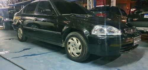 Imagem 1 de 15 de Honda Civic 1998 1.6 Lx Aut. 4p