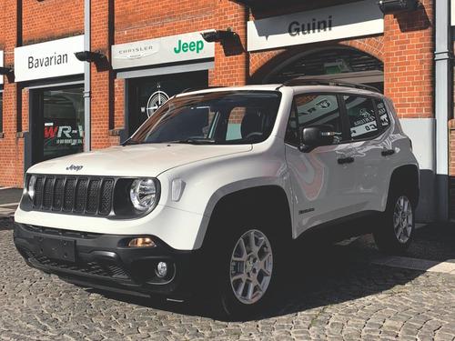 Jeep Renegade Sport At6 2020 0km Color A Convenir 5 Puertas
