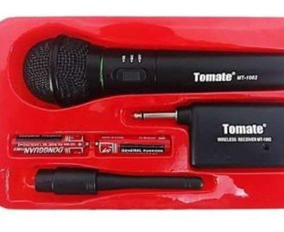Microfone Sem Fio Tomate.
