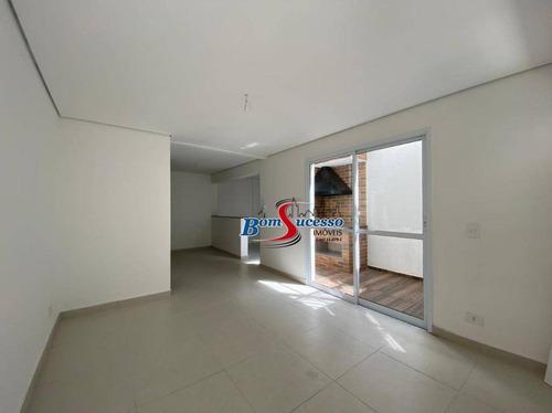 Sobrado Com 2 Dormitórios À Venda, 82 M² Por R$ 419.000,00 - Vila Santa Clara - São Paulo/sp - So1614