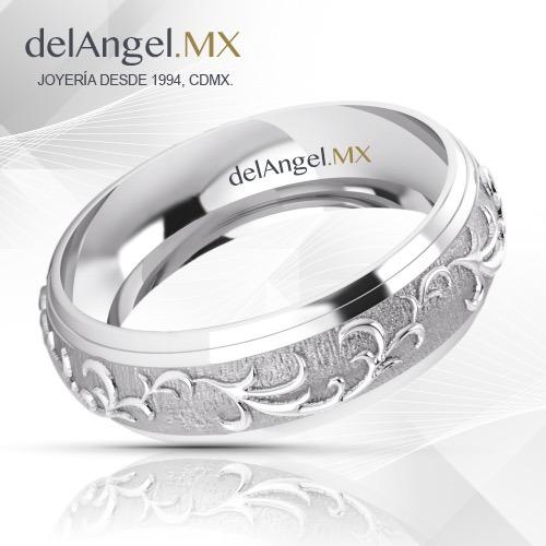 bdde4d000a22 Anillos De Matrimonio Oro Florentino - Joyería en Mercado Libre México