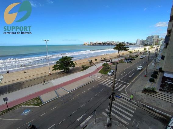 Excelente Apartamento À Venda De 04 Quartos Na Praia Do Morro Em Guarapari-es - Support Corretora De Imóveis - Ap00188 - 68297355