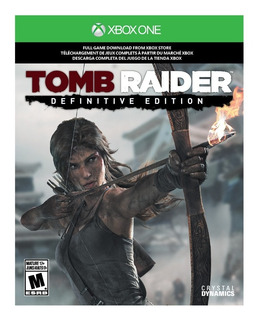 Tomb Raider Definitive Edition Xbox One Nuevo