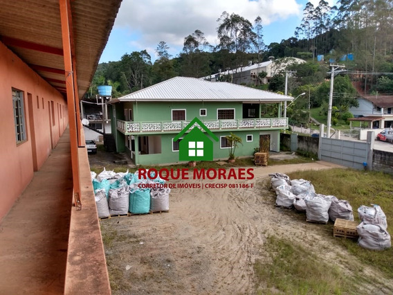 Terreno Comercial- Juquitiba Com Galpão E Casa. Ref: 0063