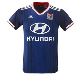 Camisa Olympique Lyonnais 19/20 Torcedor (pronta Entrega)