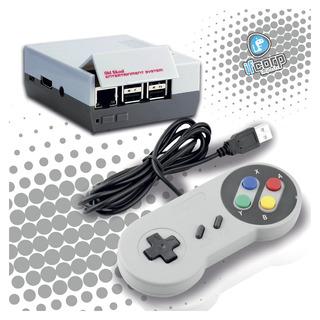 Retrocalbox Mini Nes Classic Snes Classis Consola Multijuego
