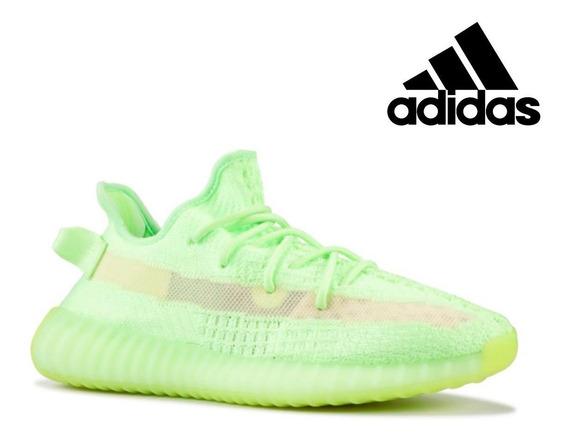 Tênis adidas Yeezy Boost 350 V2 Static Reflective Urbano