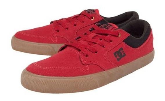 Tenis Dc Shoes Nyjah Red Frete Gratis Parc S/ Juros