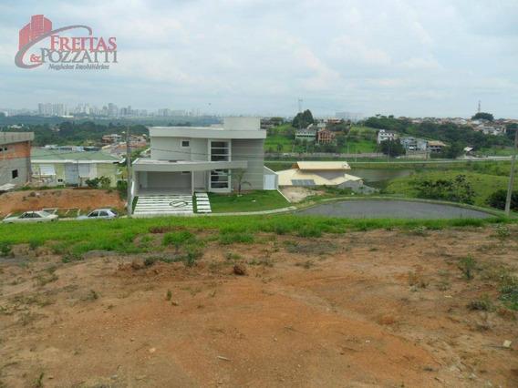 Terreno Residencial À Venda, Urbanova, São José Dos Campos. - Te0005