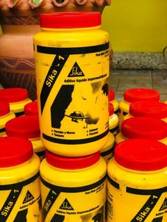 Sika 1 Impermeabilizante 1 Litro Somos Distribuidores