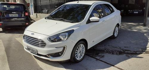 Imagem 1 de 9 de Ford Ka 2019 1.5 Titanium Flex Aut. 5p