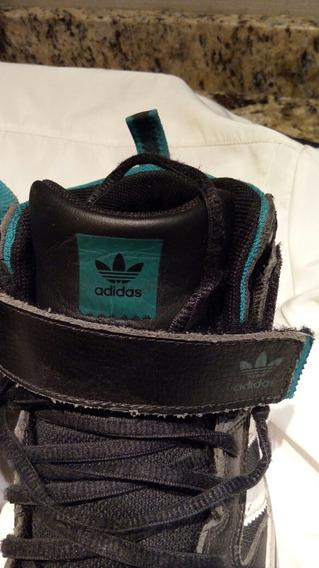 Zapatillas adidas Tipo Botitas Usadas Talle 39/40 (quilmes)