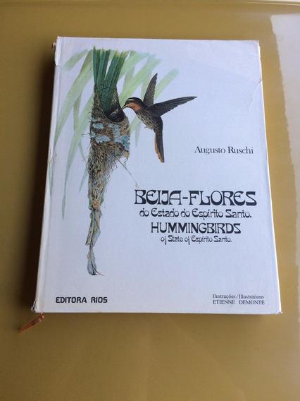 Livro Beija Flores Do Estado Do Espírito Santo