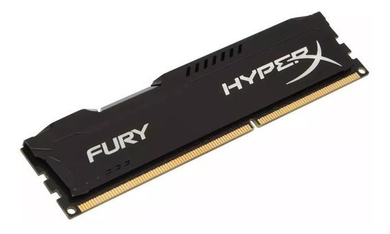 Hyperx Fury Ddr3 1600mhz 4gb