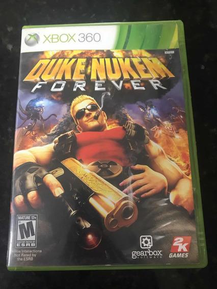 Jogo Xbox 360 Duke Nukem Forever Original Mídia Física