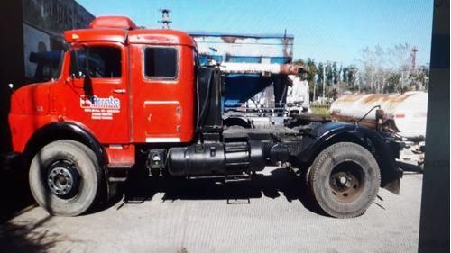 Camion Mercedes Benz 1114 Chasis C Cabina Modelo 1986
