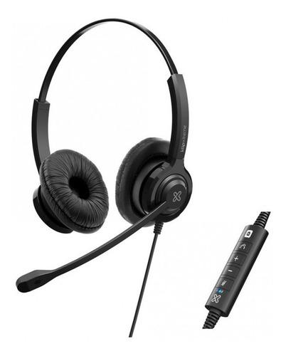 Audifono Con Microfono Klipx Voxpro Usb, Monofonico, Control