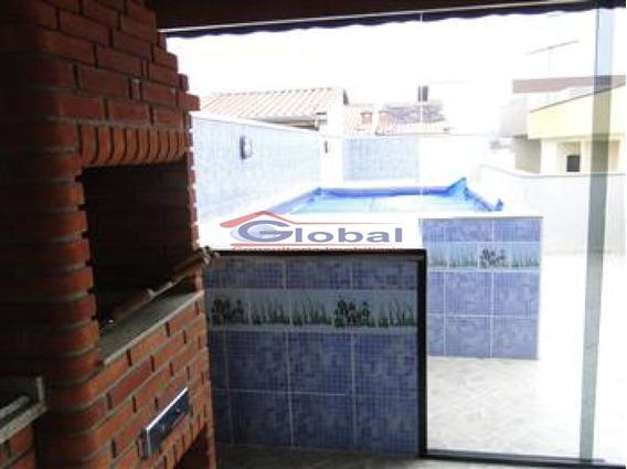 Linda Cobertura - Vila Pires - Santo André - Gl14472