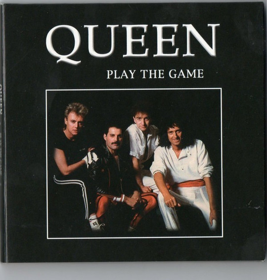 Cd Triplo - Queen ¿ Play The Game - Live 1982