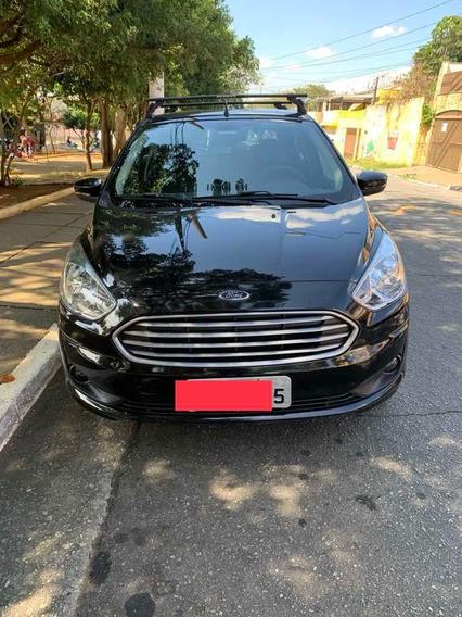 Ford Ka 2019 1.5 Se Plus Flex Aut. 4p
