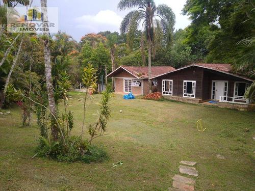Imagem 1 de 21 de Chácara Com 2 Dormitórios À Venda, 10000 M² Por R$ 1.450.000,00 - Vila Moraes - Mogi Das Cruzes/sp - Ch0010