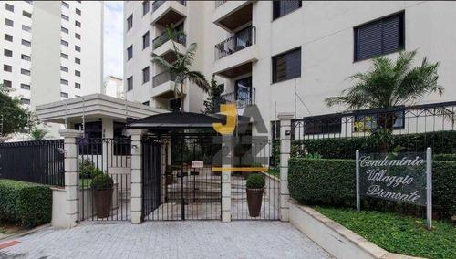 Apartamento Com 3 Dormitórios À Venda, 67 M² Por R$ 550.000,00 - Santana - São Paulo/sp - Ap8145