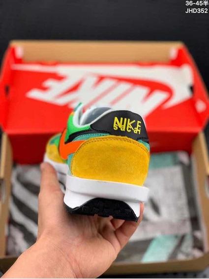 Nike X Sacai Certificado Stock X