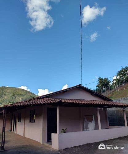Imagem 1 de 20 de Chácara Com 2 Dormitórios À Venda, 1000 M² Por R$ 260.000,00 - Laranjeiras - Caldas/mg - Ch0121