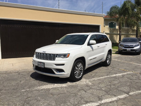 Jeep Grand Cherokee Summit 2018 ¡¡nuevaa!! 4mil Km