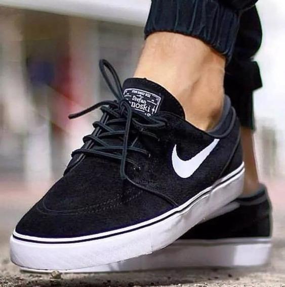 Tênis Masculino Nike Sb Stefan Janoski Og Skate Lançamento