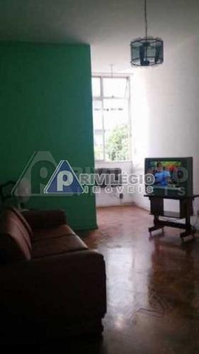Imagem 1 de 26 de Apartamento À Venda, 2 Quartos, Copacabana - Rio De Janeiro/rj - 1567