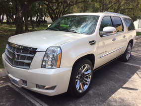 Cadillac Escalade Esv Platinum 4x4 2010