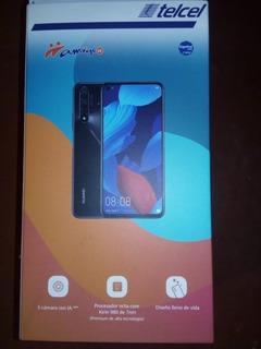 Huawei Nova 5t 128gb 8gb Ram Con 5 Camaras 48mpx Nuevo
