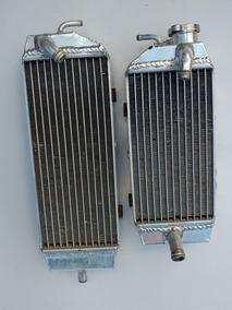 Par De Radiadores Alta Performance Power Mx Da Kxf250 2007/9