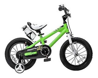 Bicicleta De Niño Rod 12 Royal Baby - Sd Bicicletas