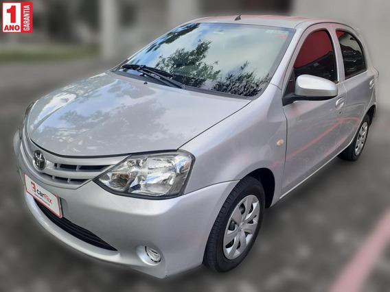 Toyota Etios X 1.3 Flex 16v 5p Mec.