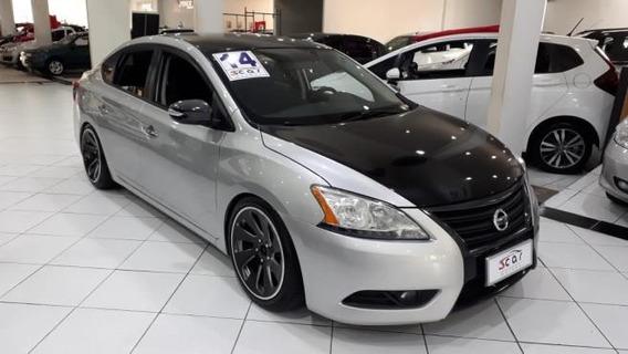 Nissan Sentra Sv 2.0 16v Cvt (aut) (flex) Flex Automático