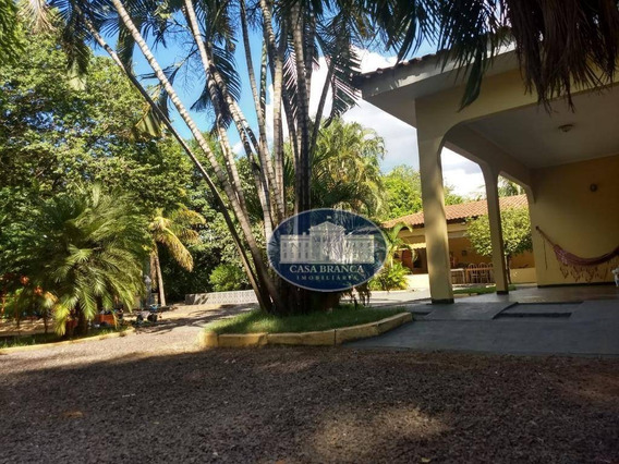 Chácara Com 3 Dormitórios À Venda, 5100 M² Por R$ 530.000 - Chácaras Versalhes - Araçatuba/sp - Ch0052