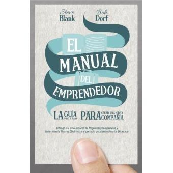 Libro El Manual Del Emprendedor Steve Blank Pdf Mercado Libre